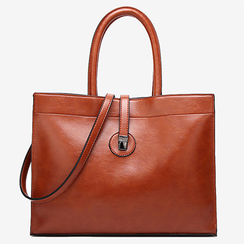 The Lady's Briefcase - Modern Minimalist Approach