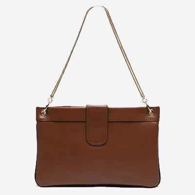 Claire Shoulder Bag Brown - perfectein.com