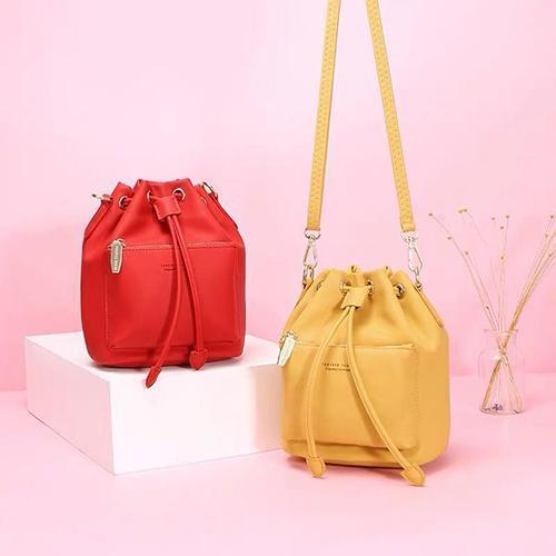Forever Young - Drawstring Bucket Bag - perfectein.com