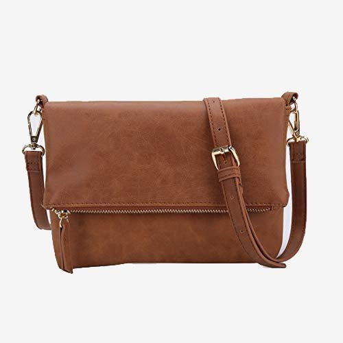 Kelly Crossbody Bag Tan