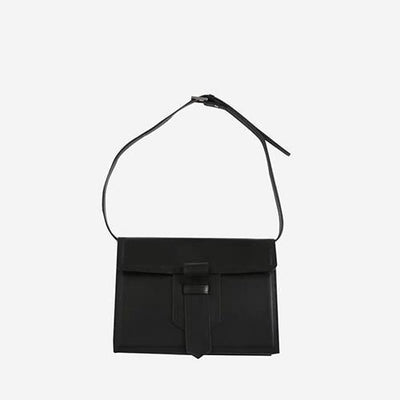 [New] Kinsley Shoulder Bag Black - perfectein.com