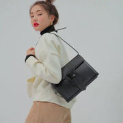 [New] Kinsley Shoulder Bag White - perfectein.com