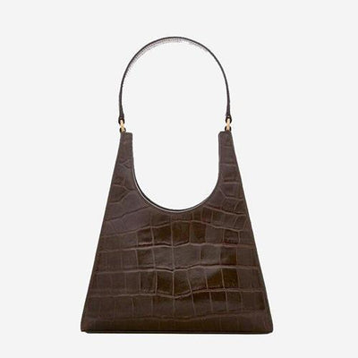 [New] Malibu Over the Shoulder Bag Brown - perfectein.com