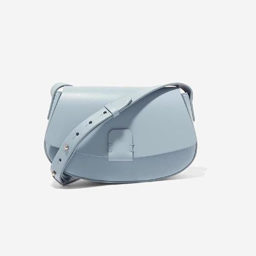Melie Saddle Bag Aqua Blue - perfectein.com