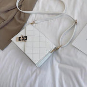 The Lock Mini Vegan Crossbody - perfectein.com
