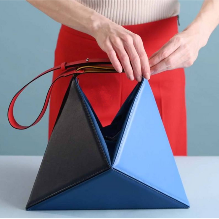 The Avant-garde - Convertible Hobo Wristlet Bag
