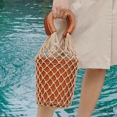 The Avenue Bucket Bag