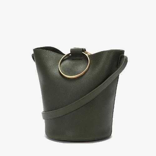 The Classic Bucket Bag