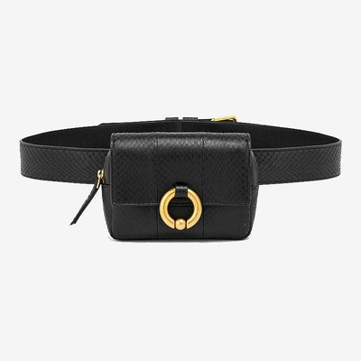The Envelop Crossbody Belt Bag