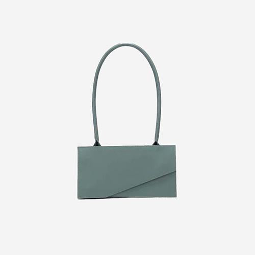 Shades of Summer - Top Handle Handbag Green - perfectein.com