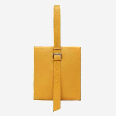 Supreme Tote Backpack  Mustard Yellow - perfectein.com