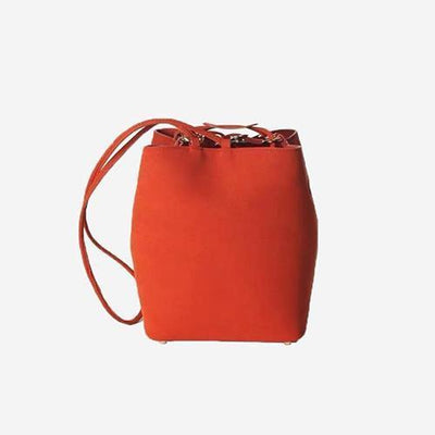 Bella Bucket Bag Matte Watermelon - perfectein.com