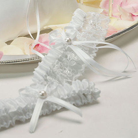 Sweet Art Bridal Garter
