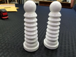 Insulator Replicas - Mad Science Lab Collection (Resin)