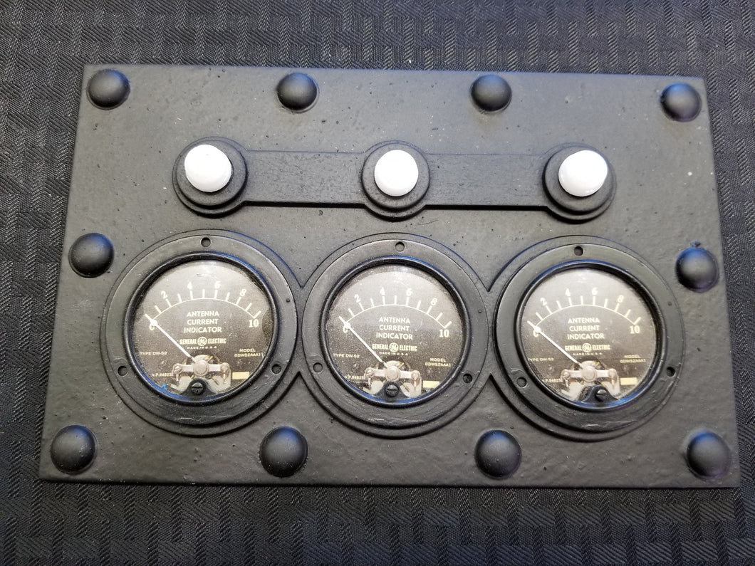 Industrial Gauge Cluster (Resin)