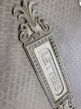 Load image into Gallery viewer, Art Deco Style Door Letter Slot (Resin Replica)
