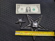 Load image into Gallery viewer, Small Star Anchor Plate (resin replica)