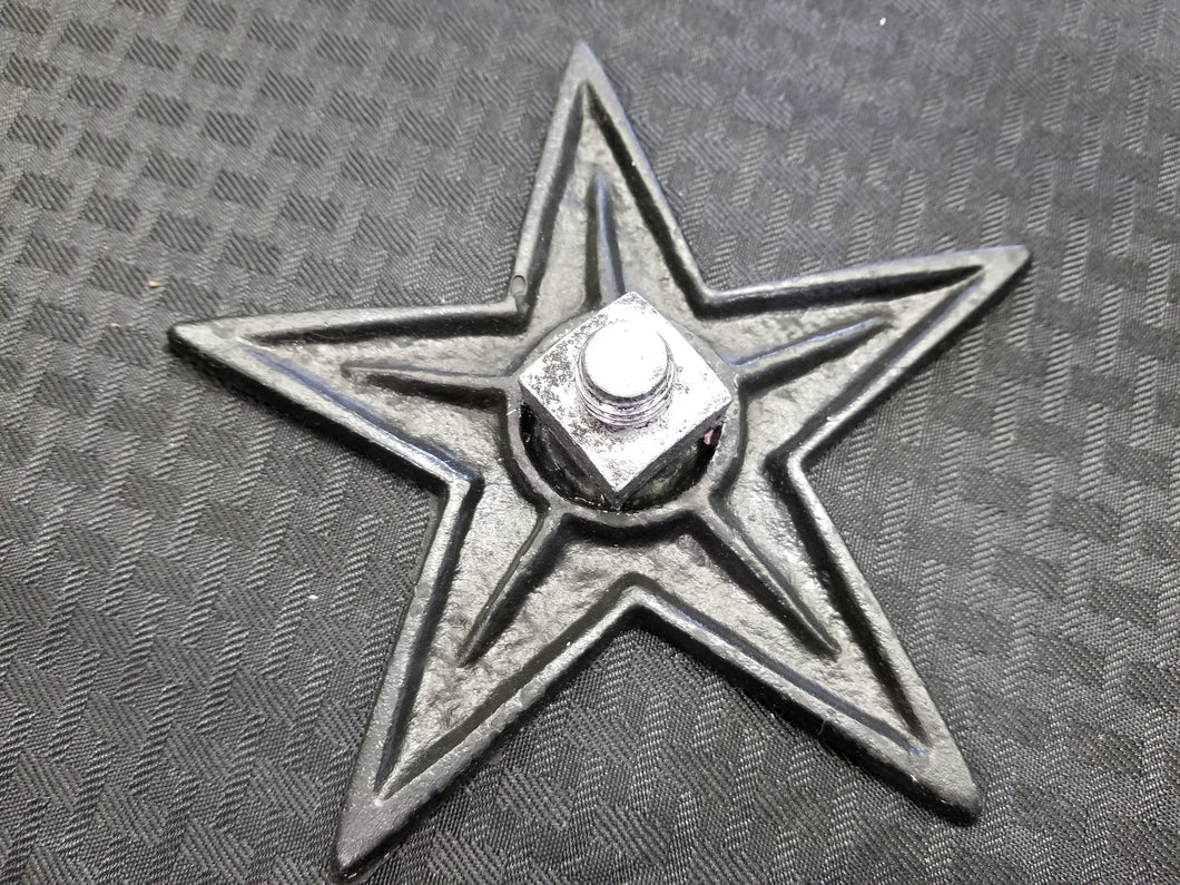 Large Star Anchor Plate (resin replica)