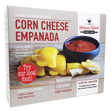 Load image into Gallery viewer, Corn Cheese Empanadas