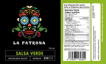 Load image into Gallery viewer, Salsa Verde / Enchilada Sauce