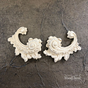 Small Baroque Pair - 2179