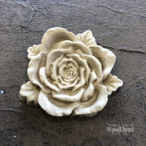 Small Leafed Rose - 0339