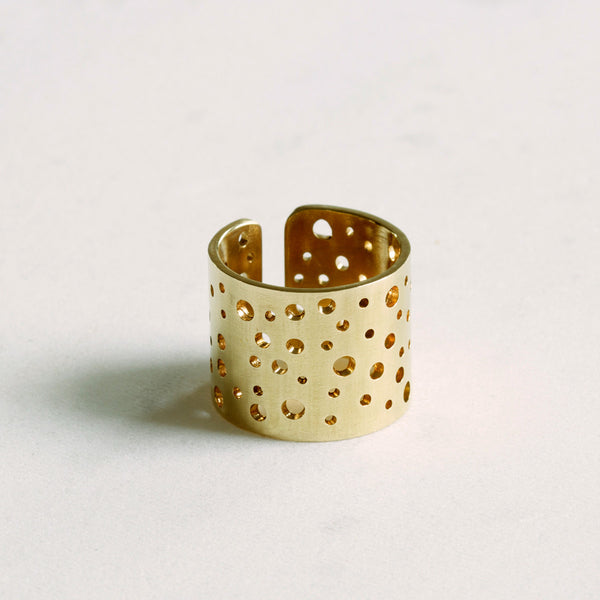 WSJ-New Moon Adjustable Ring