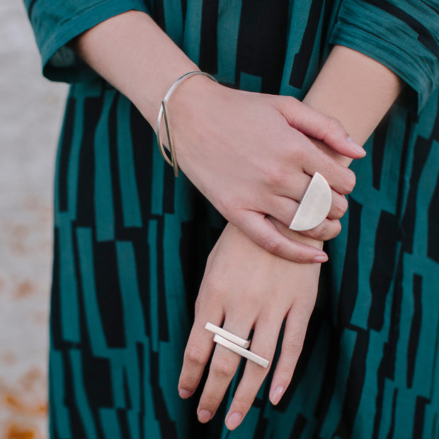 Embrace Wrap Ring | Sterling 1