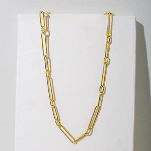 Handmade, contemporary brass jewelry by MULXIPLY.