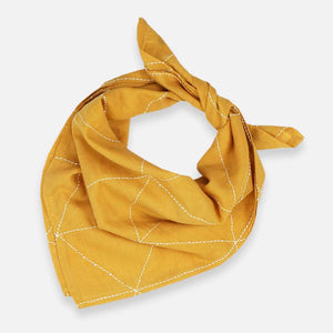 Graph Bandana - Gold