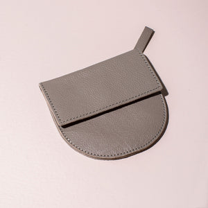 Leather Coin Purse | Fawn
