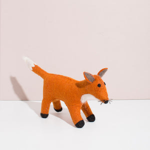 Hand Felted Fox - Large