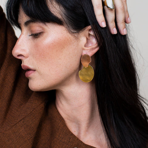 Palette Statement Earrings