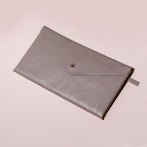 Leather Wallet | Fawn