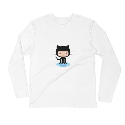 Octocat Long Sleeve Shirt