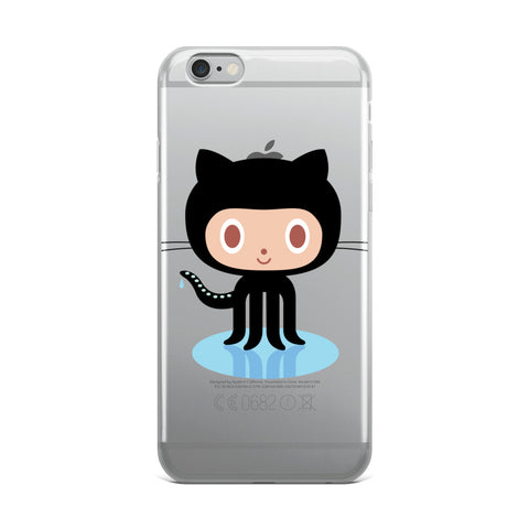 Octocat iPhone Case