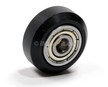 Load image into Gallery viewer, 24MM Solid V Wheel  and Ball Bearings 625 RS