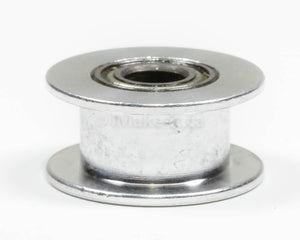 GT2 Dual Bearing Aluminum Smooth Idler Pulley