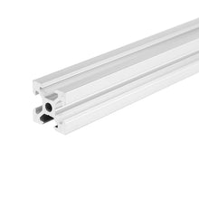 Load image into Gallery viewer, 2020 V-Slot Linear Rail Extrusion Aluminum Profile Silver Anodized 6063