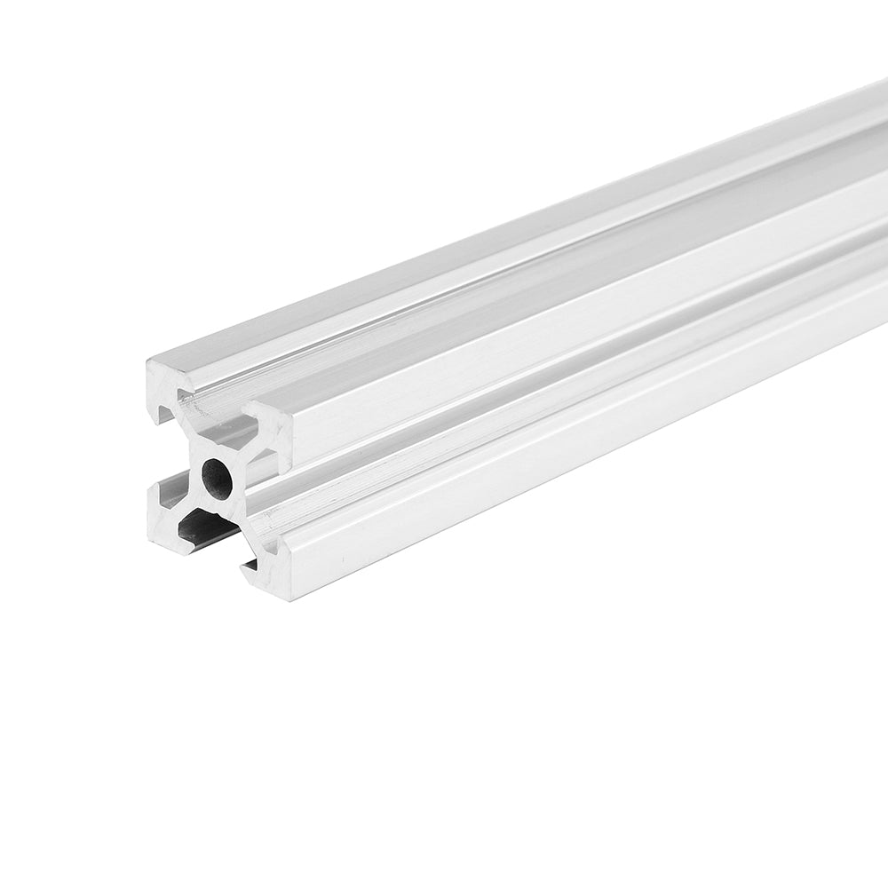 2020 V-Slot Linear Rail Extrusion Aluminum Profile Silver Anodized 6063