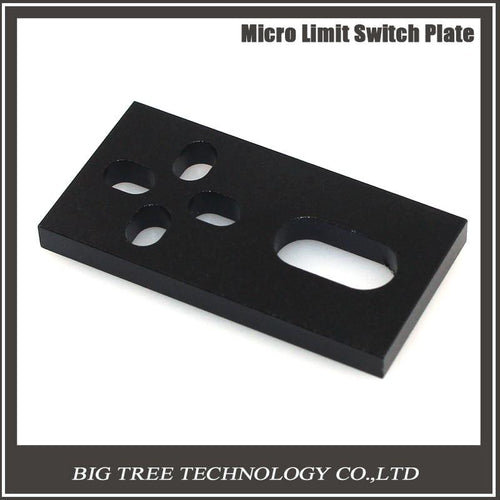 Micro Limit Switch Plate