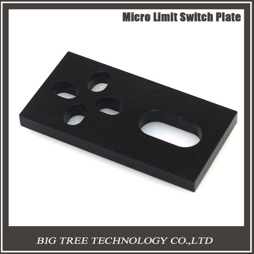 Micro Limit Switch Aluminum Plate