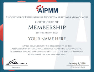 AIPMM Recruiter Membership