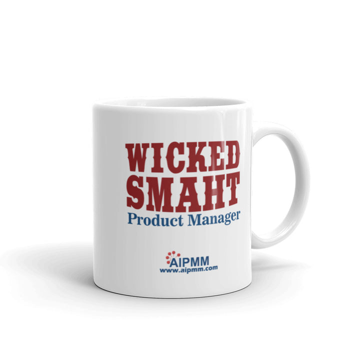 Wicked Smaht Ceramic Mug