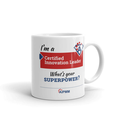 CIL SUPERPOWER CERAMIC MUG