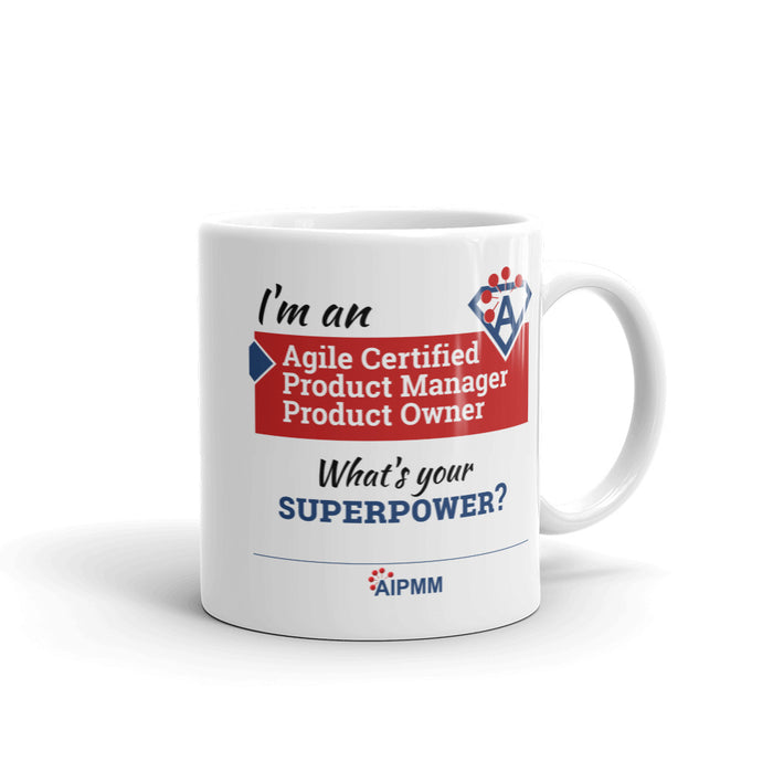 ACPMPO SUPERPOWER CERAMIC MUG