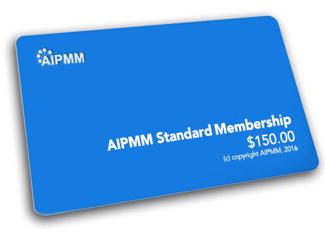 AIPMM Basic Membership Upgrade To Standard Membership