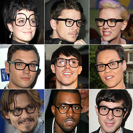 Classic Eyeglass Frames That Celebs Prove To Be Fabulous – Eynack