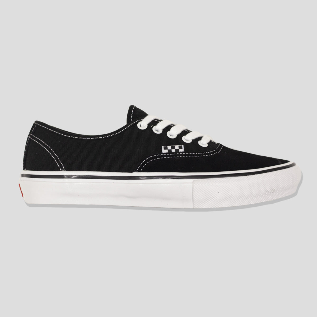 "VANS ""SKATE AUTHENTIC"" SHOE BLACK/WHITE"