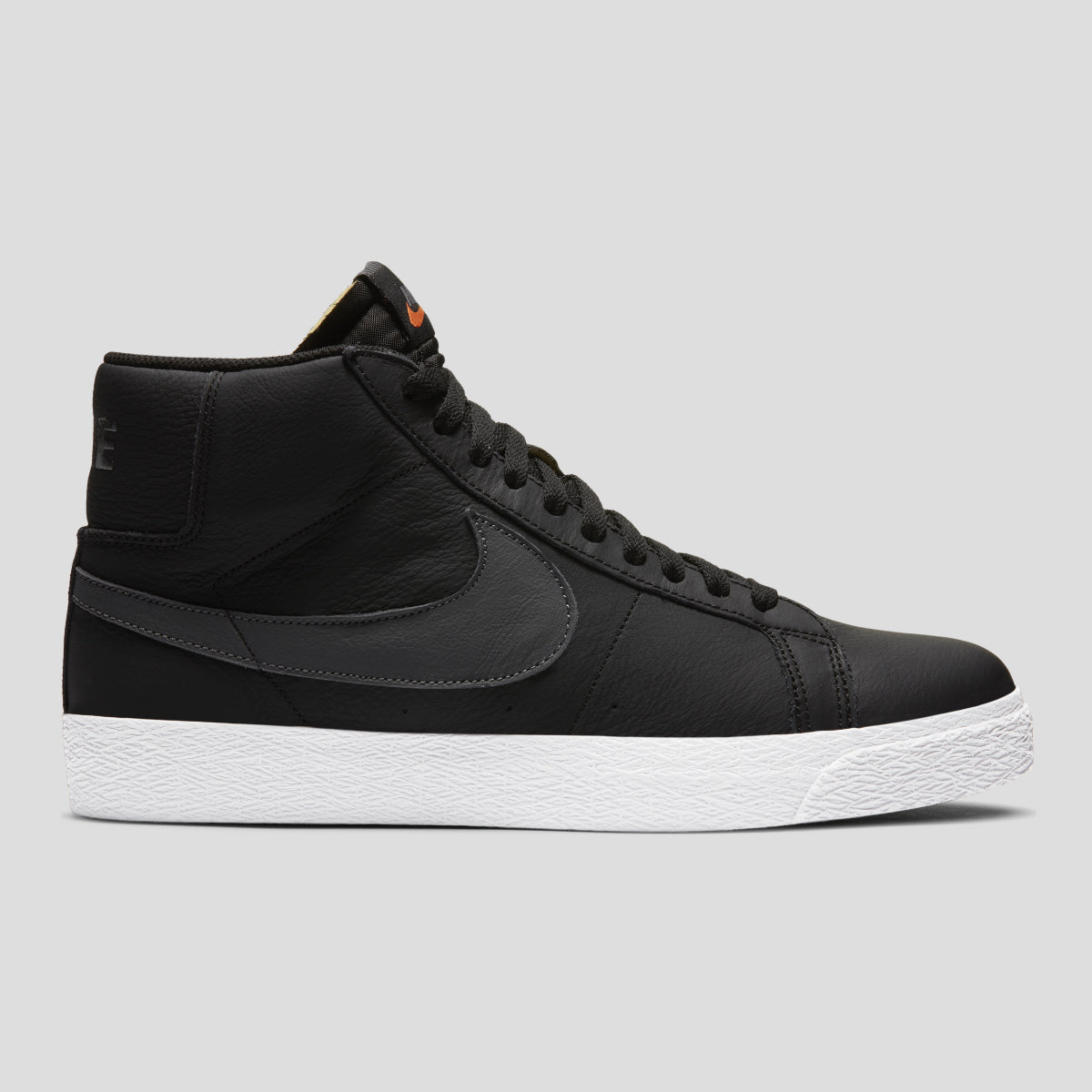 "NIKE ""BLAZER MID ISO"" BLACK/DARK GREY"